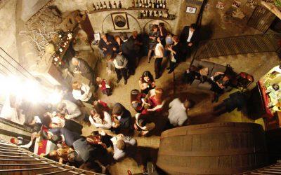 Team building con degustazione vini e prodotti tipici locali