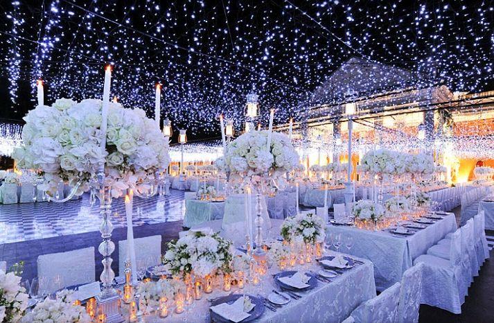 Amato Nozze d'inverno: riscaldatele con il colore giusto! - Petralonga YE99