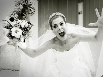 5 infallibili modi per evitare lo stress a una settimana dalle nozze!