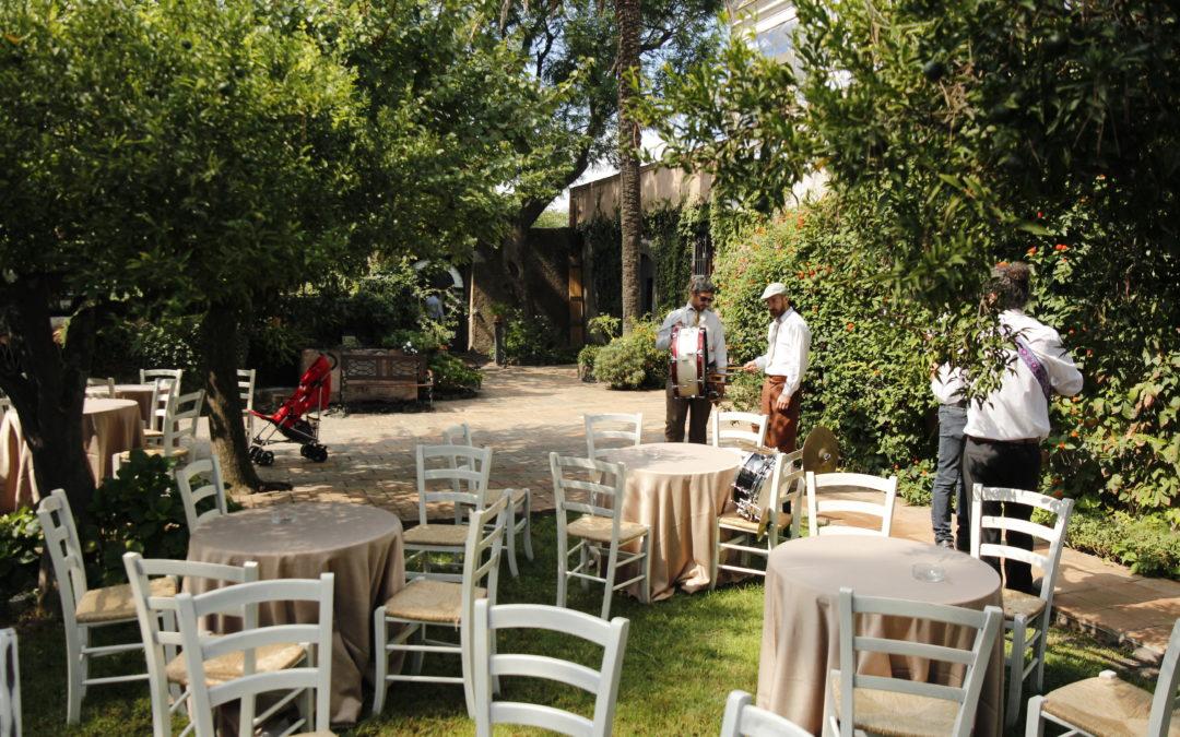 Matrimonio in stile rustico: 3 cose da fare e 3 cose assolutamente da evitare